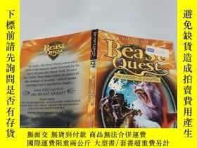 二手書博民逛書店beast罕見quest the amulet avantia 野獸之旅-阿凡提亞護身符Y200392
