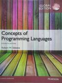 【書寶二手書T1/大學資訊_WDH】CONCEPTS OF PROGRAMMING LANGUAGES 11/E (GE)_SEBESTA