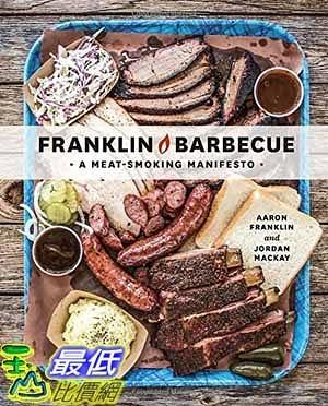 [104美國直購] 2015 美國暢銷書排行榜 Franklin Barbecue