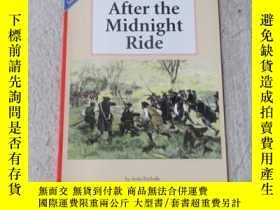 二手書博民逛書店After罕見the Midnight Ride(Social