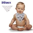 荷蘭DOOKY-寶寶純棉口水巾-隨機出貨