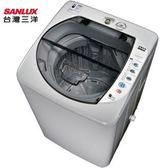 《台灣三洋SANLUX》6.5公斤單槽洗衣機(ASW-87HTB)