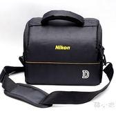 尼康相機包單反包D7000 D3200 D3400 D3400 D7100單肩攝影包防水