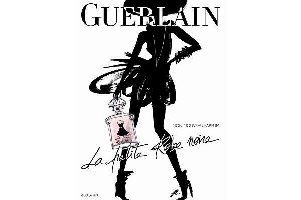 Guerlain 嬌蘭 小黑裙女性淡香水 5ML香水分享瓶◐香水綁馬尾◐