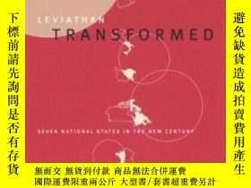 二手書博民逛書店Leviathan罕見Transformed-利維坦變了Y436638 Theodore Caplow Mcg