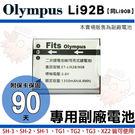 【小咖龍】 Olympus 副廠電池 L...