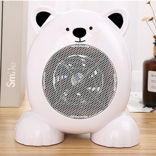 現貨110V暖風機家用電暖氣迷妳桌面辦公室暖腳宿舍取暖器小型電暖器 探索先鋒