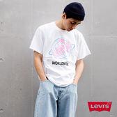 T恤 男裝 / 銀標Silver Tab - Levis