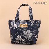 手提包 包包 防水包 雨朵小舖 M017-034 小可愛手提包-深藍美人魚13097 funbaobao