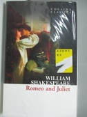 【書寶二手書T2/原文小說_AAZ】Romeo And Juliet_William Shakespeare