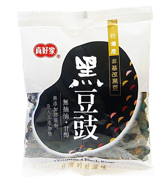 【真好家】黑豆豉45g (5包/袋)