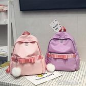 書包 女孩公主可愛小書包女童時尚輕便休閒旅游雙肩包兒童背包包旅行潮 名創家居館igo
