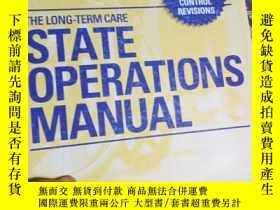 二手書博民逛書店THE罕見LONG-TERM CARE STATE OPERAT