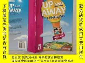 二手書博民逛書店up罕見and away in english level1Y332659