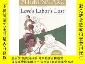 二手書博民逛書店Love s罕見Labor s LostY449926 William Shakespeare 著 Peng