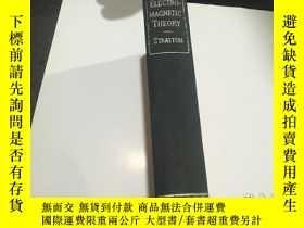 二手書博民逛書店ELECTROMAGNETIC罕見THEORY(電磁理論 194