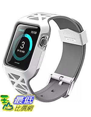 [美國直購] i-Blason (42mm) 白色 Apple Watch 2 Case [Unity Series] 鏤空 手錶保護殼