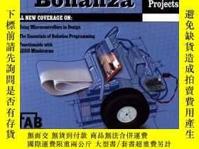 二手書博民逛書店Robot罕見Builders Bonanza (Tab Electronics)-機器人制造者的財富(Tab E