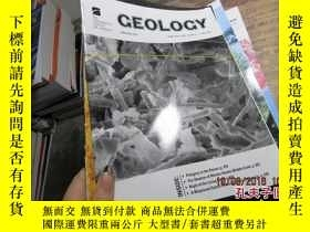 二手書博民逛書店geology罕見june 2014 vol 42 no 6+9