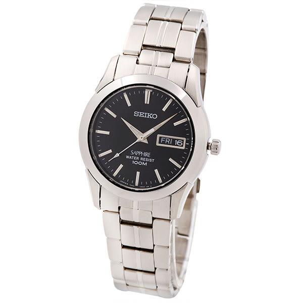 SEIKO 精工 SGG715J1(7N43-0AR0D) 鍊帶 男錶