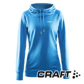 CRAFT 立體連帽T恤(女) 藍 1903643
