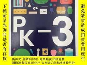 二手書博民逛書店dimensions罕見math sampler pk-3Y19