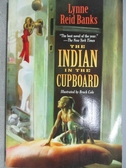 【書寶二手書T2/原文小說_MMH】The Indian in the Cupboard_Lynne