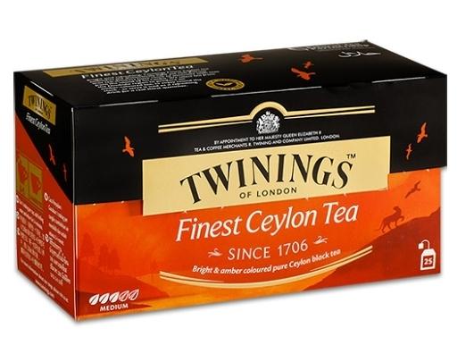 康寧茶 Finest Ceylon Tea 極品錫蘭茶 2gx25入/盒