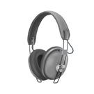 Paasonic 復古耳罩式藍芽耳機-水樣灰 RP-HTX80BGCH