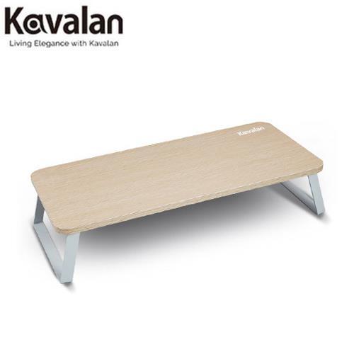 Kavalan 金屬螢幕增高架 (橡木紋)