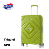 AMERICAN TOURISTER 美國旅行者 [ Trigard GP8 ] 24吋行李箱 飛機輪 三點式鎖扣 2:8比例設計 歡迎詢問