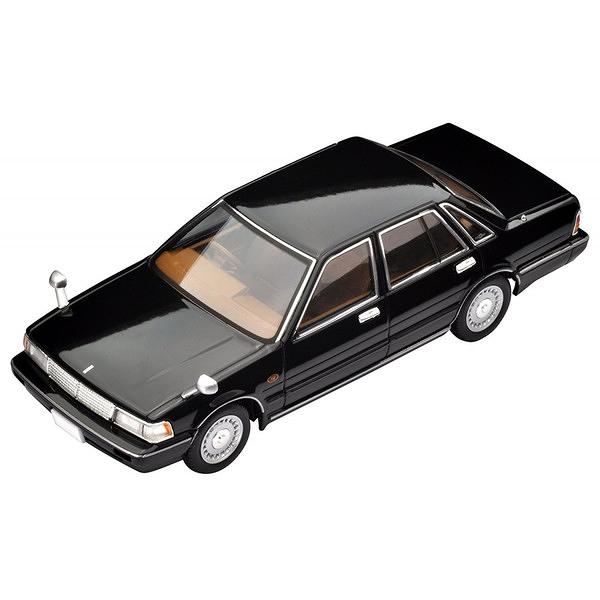 TOMYTEC小汽車 Nissan日產Cedric sedan LV-N43-18a (黑色-精裝) 28268