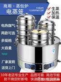 蒸包爐蒸包子機商用小型蒸箱全自動蒸汽爐小籠包蒸鍋饅頭電蒸包櫃    《圖拉斯》
