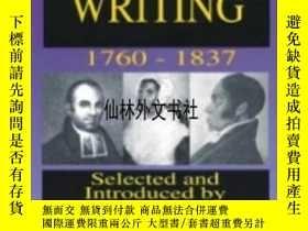 二手書博民逛書店【罕見】1995年出版 Early Negro Writing