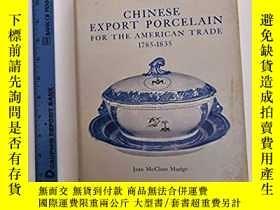 二手書博民逛書店Chinese罕見Export Porcelain for Am