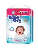 【Ezycare】嬰孩尿褲 10片/包 XL --12包(美國平行輸入~特價中!!!)