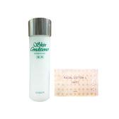(免運) ALBION 艾倫比亞 健康化妝水 330ml 贈 按摩化妝棉1包
