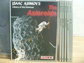 【書寶二手書T5/科學_RHK】神奇宇宙-索引_小行星群_彗星和流星等_6本合售