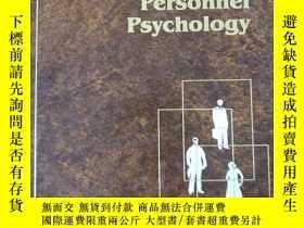 二手書博民逛書店罕見~ Organizational Behavior and Personnel PsychologyY20