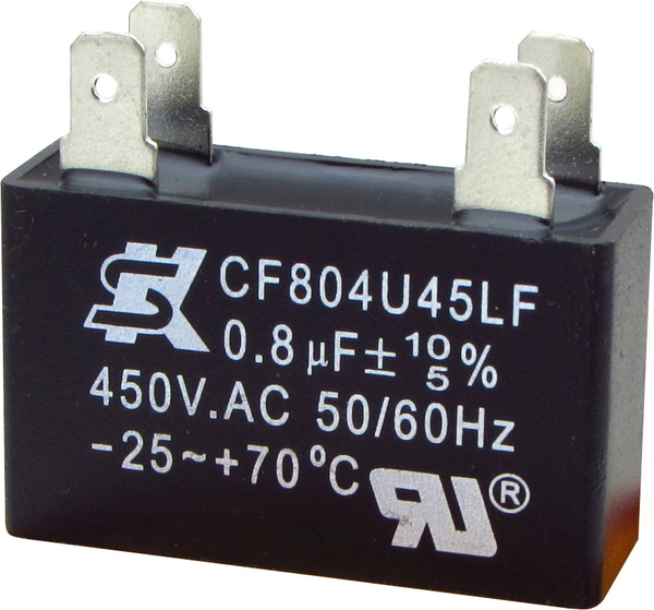 【0.8uf/ 1uf / 1.2uf】450V 冷氣馬達起動電容 冷氣馬達啟動電容