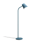 挪威 Northern Lighting Me Floor Lamp 我行我素 立燈 / 閱讀立燈(霧面汽油藍色)