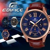 EDIFICE 智慧工藝結晶賽車錶 EFV-500GL-2A/防水/EFV-500GL-2AVUDF