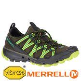 【MERRELL 美國】CHOPROCK男多功能 健行鞋『橄欖綠』48695 機能鞋.多功能鞋.休閒鞋.登山鞋