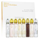 MFK Maison Francis Kurkdjian 女士香氛衣櫥香水禮盒(11mlx8入)【QEM-girl】