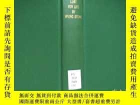 二手書博民逛書店Lust罕見for Life -- The Novel of V