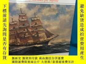 二手書博民逛書店Clipper罕見Ship Captain:Daniel Mcl