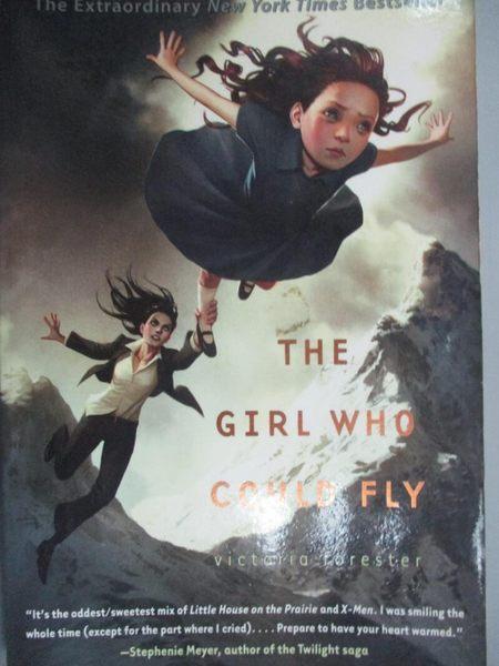 【書寶二手書T1/原文小說_NEW】The Girl Who Could Fly_Forester, Victoria