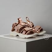 Nike Canyon Sandal 女鞋 玫瑰金 魔鬼氈 簡約 輕便 涼鞋 CW6211-929