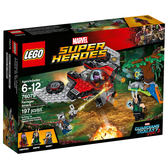 【LEGO 樂高積木】 SUPER HEROES 超級英雄系列-星際異攻隊2 破壞者突襲 LT-76079