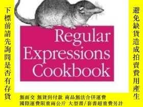 二手書博民逛書店Regular罕見Expressions Cookbook, Second EditionY255562 Le